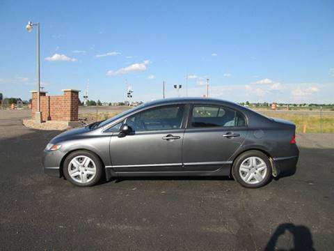 2011 Honda Civic for sale in Eaton, CO