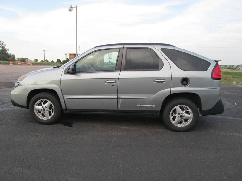 2004 Pontiac Aztek for sale at STEVES ROLLIN STONE AUTO SALES in Eaton CO