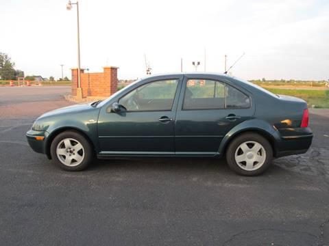 2002 Volkswagen Jetta for sale in Eaton, CO