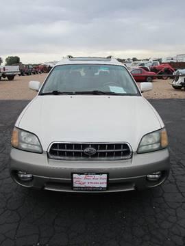 2003 Subaru Outback for sale in Eaton, CO