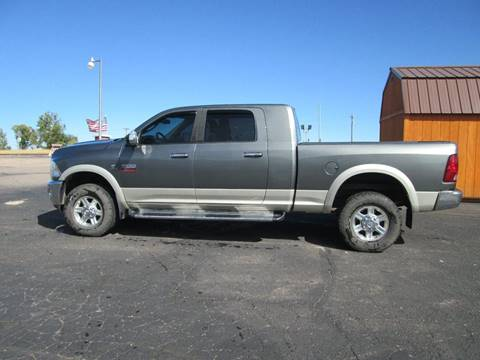 2010 Dodge Ram Pickup 3500 for sale in Eaton, CO