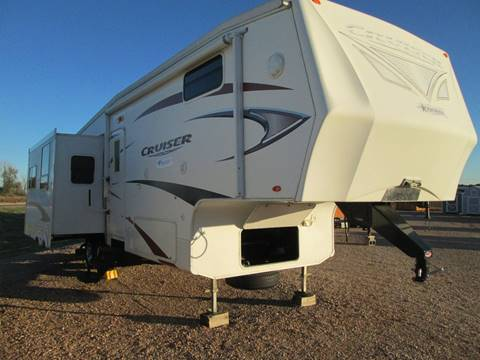 2010 Cruiser RV CROSSROADS