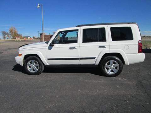 2008 Jeep Commander for sale in Eaton, CO