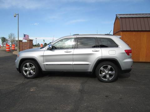 2013 Jeep Grand Cherokee for sale at STEVES ROLLIN STONE AUTO SALES in Eaton CO