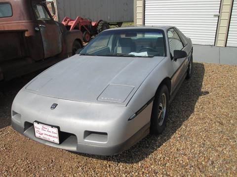 1985 Pontiac Fiero for sale in Eaton, CO