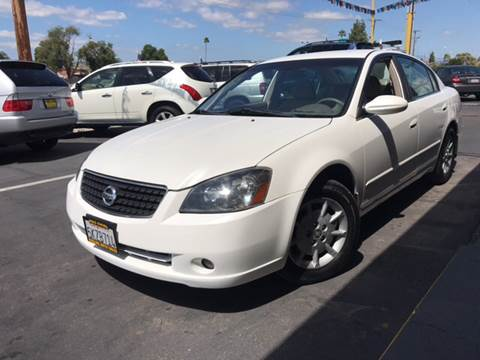 2005 Nissan Altima for sale in Santee, CA