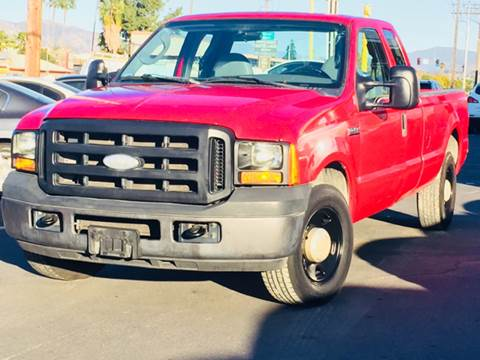 2006 Ford F-250 Super Duty for sale in Santee, CA