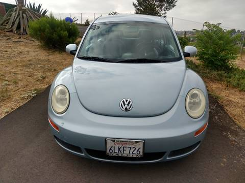 2010 Volkswagen New Beetle for sale at SANTEE AUTO SALES & SERVICES in Santee CA