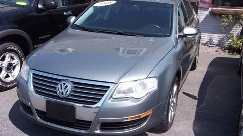 2008 Volkswagen Passat for sale in West Bridgewater, MA
