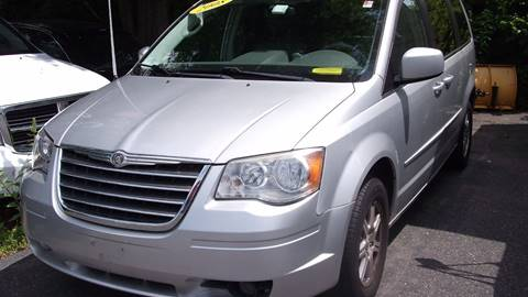 2008 Chrysler Town and Country for sale in West Bridgewater, MA