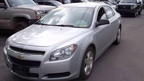 2010 Chevrolet Malibu for sale in West Bridgewater, MA