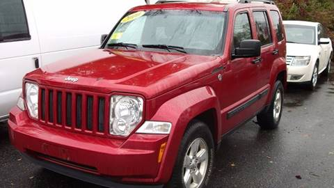 2010 Jeep Liberty for sale in West Bridgewater, MA