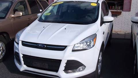 2014 Ford Escape for sale in West Bridgewater, MA