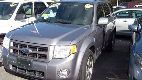 2008 Ford Escape for sale in West Bridgewater, MA