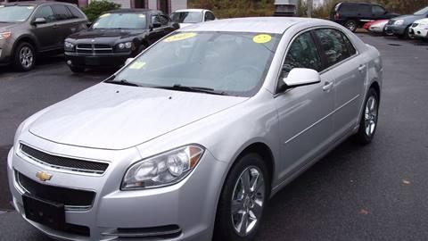 2011 Chevrolet Malibu for sale in West Bridgewater, MA
