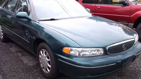 2001 Buick Century for sale in West Bridgewater, MA