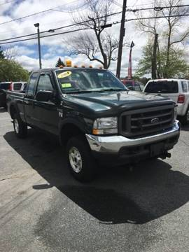2004 Ford F-250 Super Duty for sale in West Bridgewater, MA