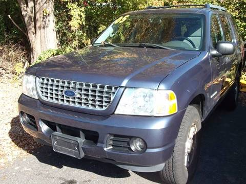 2005 Ford Explorer for sale in West Bridgewater, MA