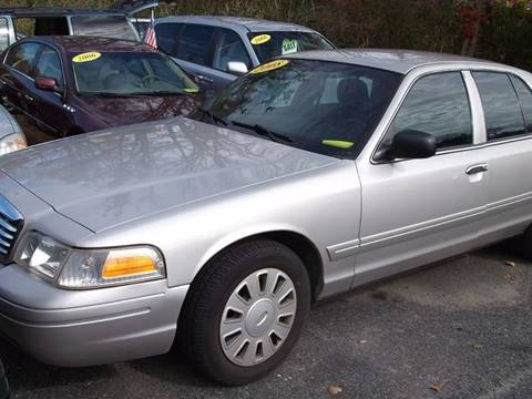 2008 Ford Crown Victoria for sale in West Bridgewater, MA