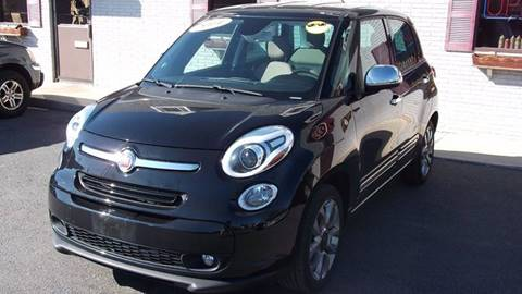 2014 FIAT 500L for sale in West Bridgewater, MA