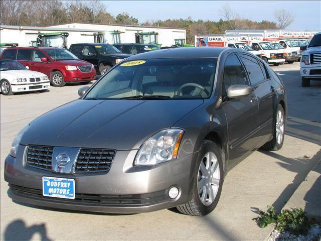 2005 Nissan Maxima for sale at Godfrey Motors in Marshalltown IA