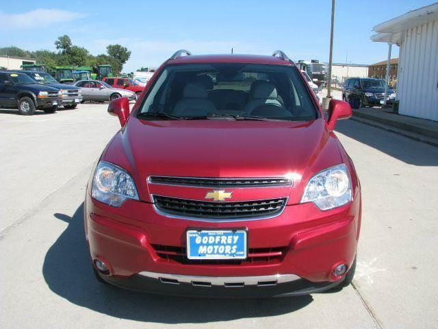 2012 Chevrolet Captiva Sport for sale at Godfrey Motors in Marshalltown IA