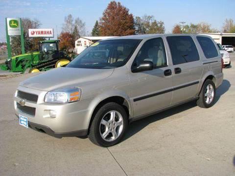 2007 Chevrolet Uplander for sale at Godfrey Motors in Marshalltown IA