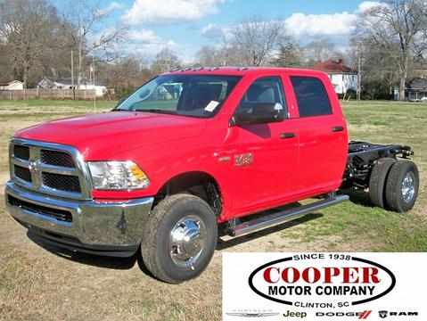 2018 RAM Ram Chassis 3500 for sale in Clinton, SC