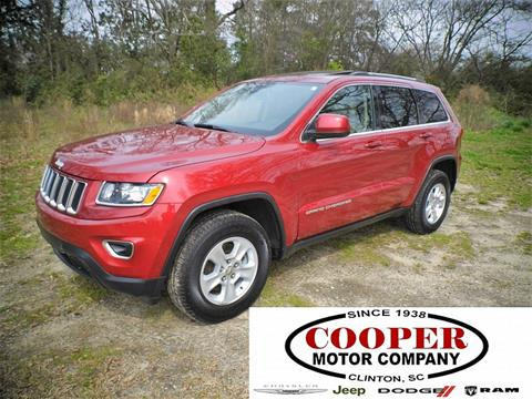 2015 Jeep Grand Cherokee for sale in Clinton, SC