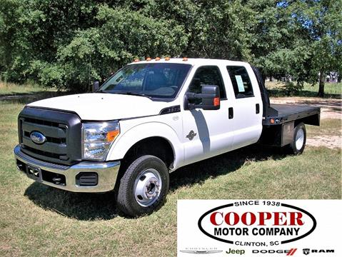 2016 Ford F-350 Super Duty for sale in Clinton, SC