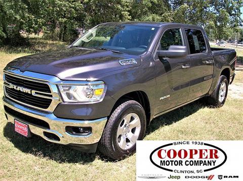 2019 RAM Ram Pickup 1500 for sale in Clinton, SC