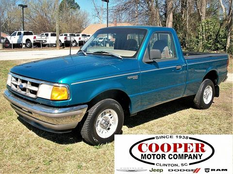 1993 Ford Ranger for sale in Clinton, SC