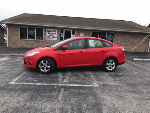 2013 Ford Focus for sale in Corbin, KY