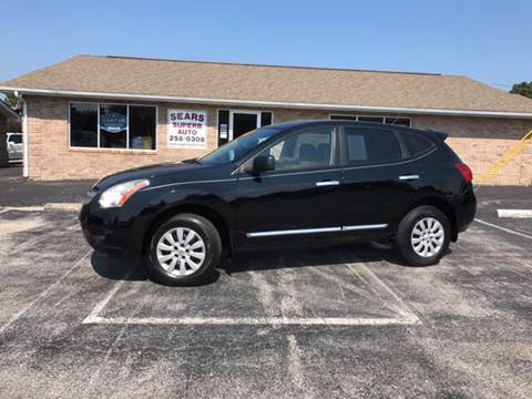 2012 Nissan Rogue for sale in Corbin, KY