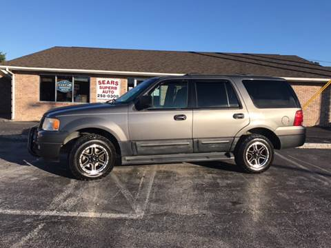 2004 Ford Expedition for sale in Corbin, KY