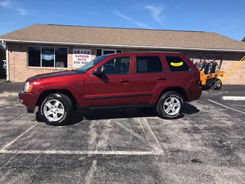 2007 Jeep Grand Cherokee for sale in Corbin, KY