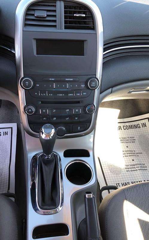 2015 Chevrolet Malibu LS 4dr Sedan In Corbin KY - Sears