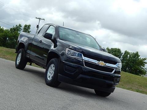 2017 Chevrolet Colorado for sale in Sebewaing, MI
