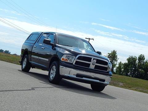 2009 Dodge Ram Pickup 1500 for sale in Sebewaing, MI