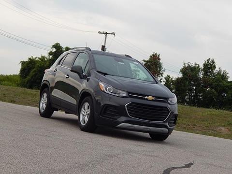 2017 Chevrolet Trax for sale in Sebewaing, MI
