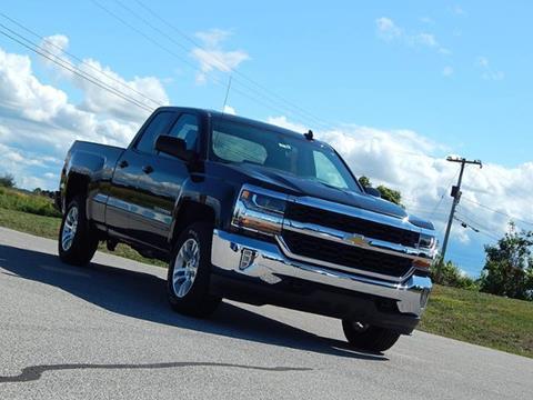 2018 Chevrolet Silverado 1500 for sale in Sebewaing, MI