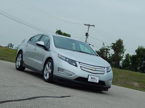 2015 Chevrolet Volt for sale in Sebewaing, MI