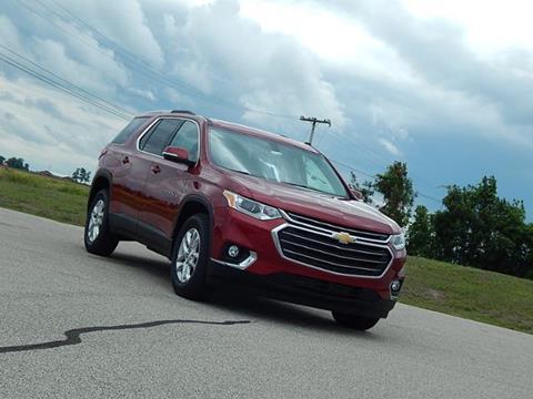 2018 Chevrolet Traverse for sale in Sebewaing, MI