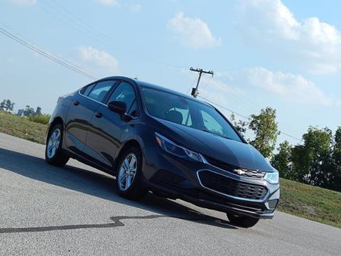 2017 Chevrolet Cruze for sale in Sebewaing, MI