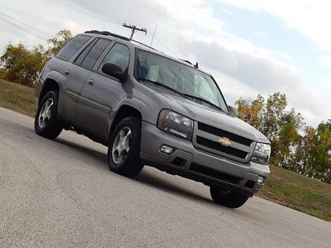 2008 Chevrolet TrailBlazer for sale in Sebewaing, MI