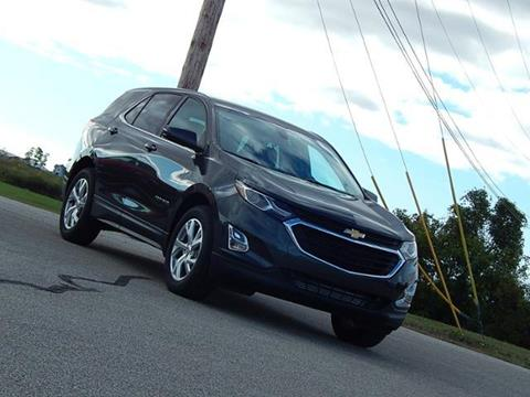 2018 Chevrolet Equinox for sale in Sebewaing, MI