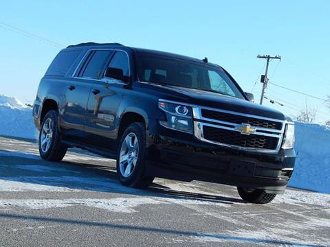 2015 chevrolet suburban for sale in michigan. Black Bedroom Furniture Sets. Home Design Ideas