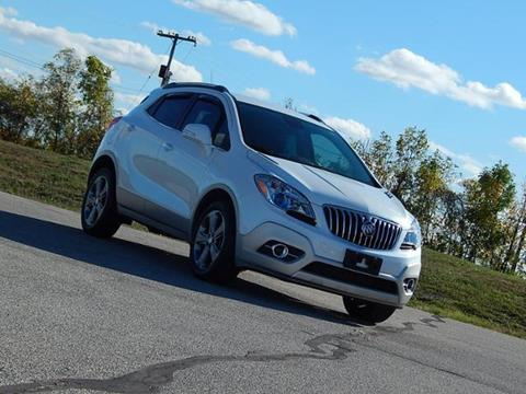 2014 Buick Encore for sale in Sebewaing, MI