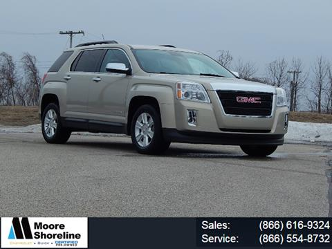 2012 GMC Terrain for sale in Sebewaing, MI