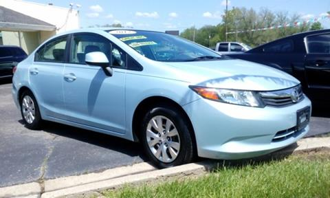 2012 Honda Civic for sale in Topeka, KS